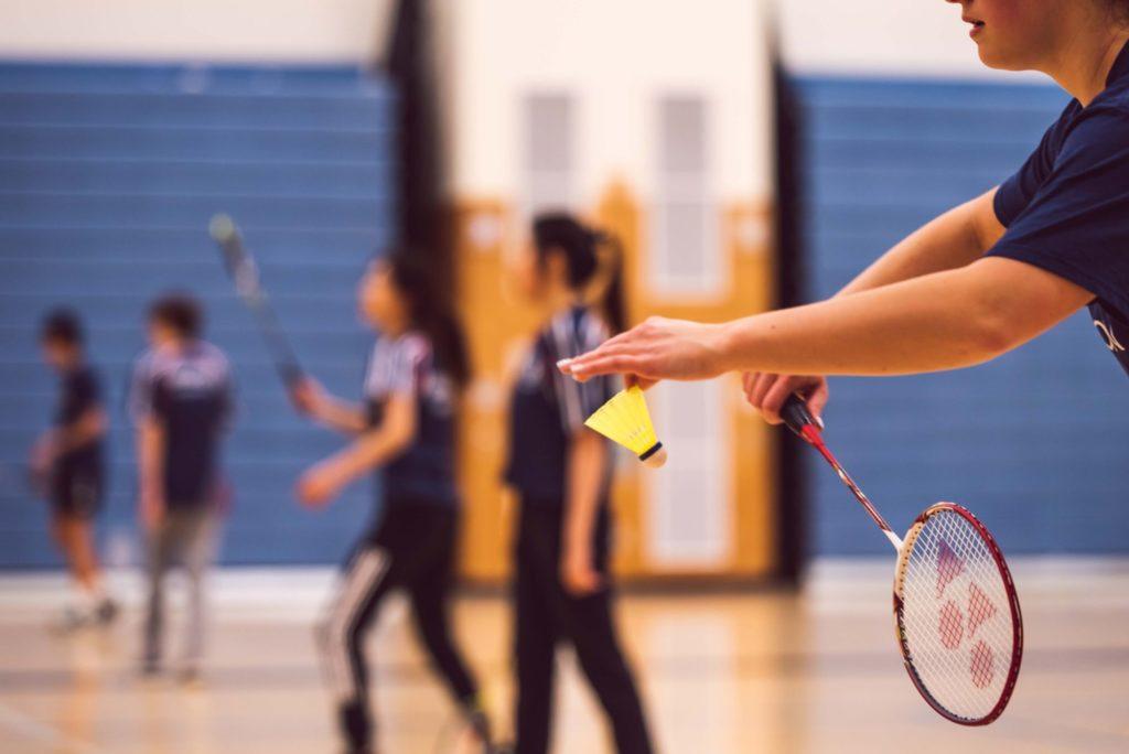 Badminton vLudgeřovicích